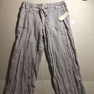 Pants - Just living the dream beach/ lounge pants nwt